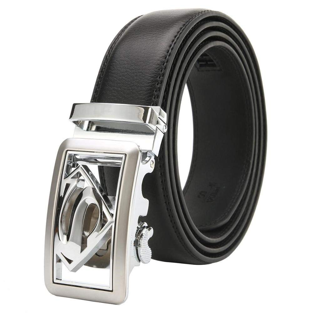 High-end Christmas gifts belt automatic buckle designer belts top cow belts for men 120cm