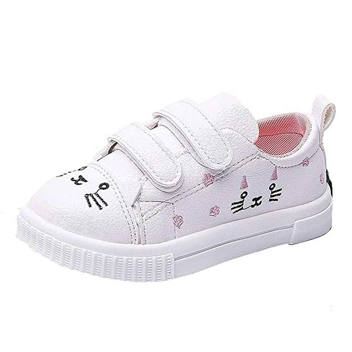 Amazon.com: Mandy❤Kids Casual Shoes Girls Boys Cat Sneakers Sports Running Shoes(Toddler/Little Kid): Shoes