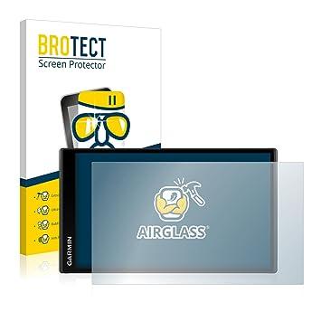 3x Garmin fleet 790 EU Schutzfolie matt Displayschutzfolie Folie Display Schutz