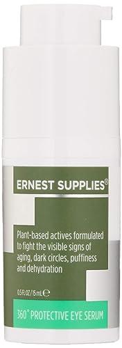 Ernest Supplies 360 PROTECTIVE EYE SERUM, 0.5 fl. Oz