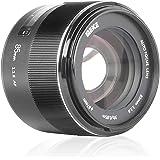 MEKE 85mm F1.8 Auto Focus Full Frame Large Aperture Lens for Nikon F Mount DSLR Cameras Nikon D850 D750 D780 D610 D3200…