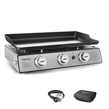 Royal Gourmet 25,500 BTUs 3-Burner Gas Grill