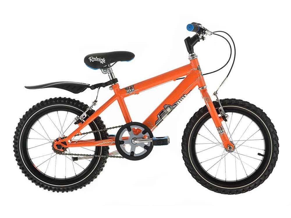 Raleigh MX16 16 Inch Children's Bike 10