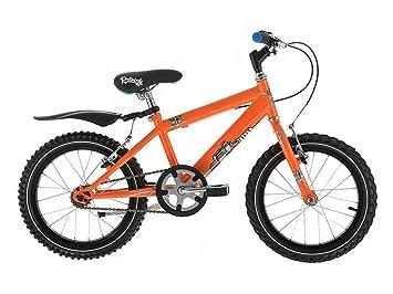 a84b4584102 Raleigh Boy's MX Bike-Orange, Inch: Amazon.co.uk: Sports & Outdoors