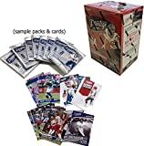 2017 Panini Prestige NFL Football Trading Cards Box - 64 cards including 8 Rookies & 3 Parallels guaranteed!