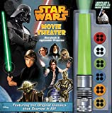 STAR WARS: MOVIE THEATER STORYBOOK & LIGHTSABER PROJECTOR
