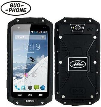 Resistente Teléfono IP68 resistente al agua antigolpes 3 G Dual ...
