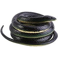 Yosoo Serpiente de Goma Juguete de Serpiente Regalo
