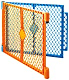 """Superyard Colorplay Two-Panel Extension"" by North States: 2 panels to extend any ""Superyard Colorplay 6-panel or Superyard Colorplay Ultimate"" by 64'' or 15.9 sq. ft. (26'' tall, Multicolor)"