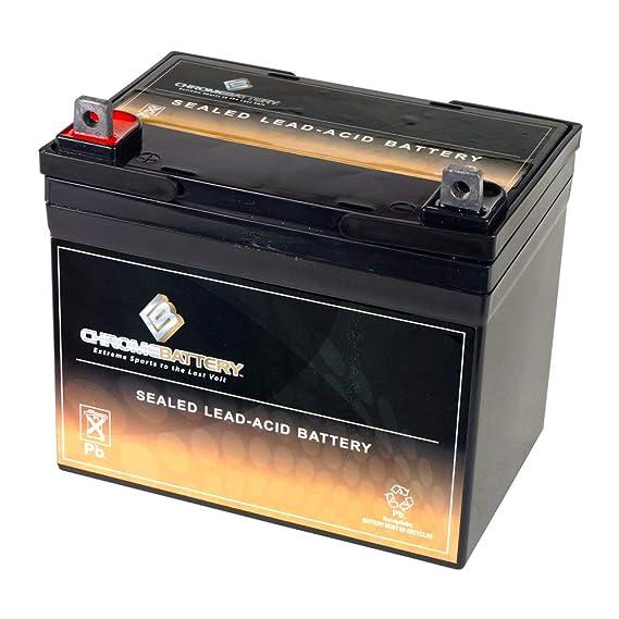 Amazon.com: Batería de repuesto SLA de ciclo profundo 12 V ...