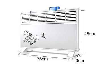 XFF Calentador Hogar Ahorro de Energía Eléctrico Viento Calefacción Calentador Calentador Baño Convección Calentador Ventilador Asador