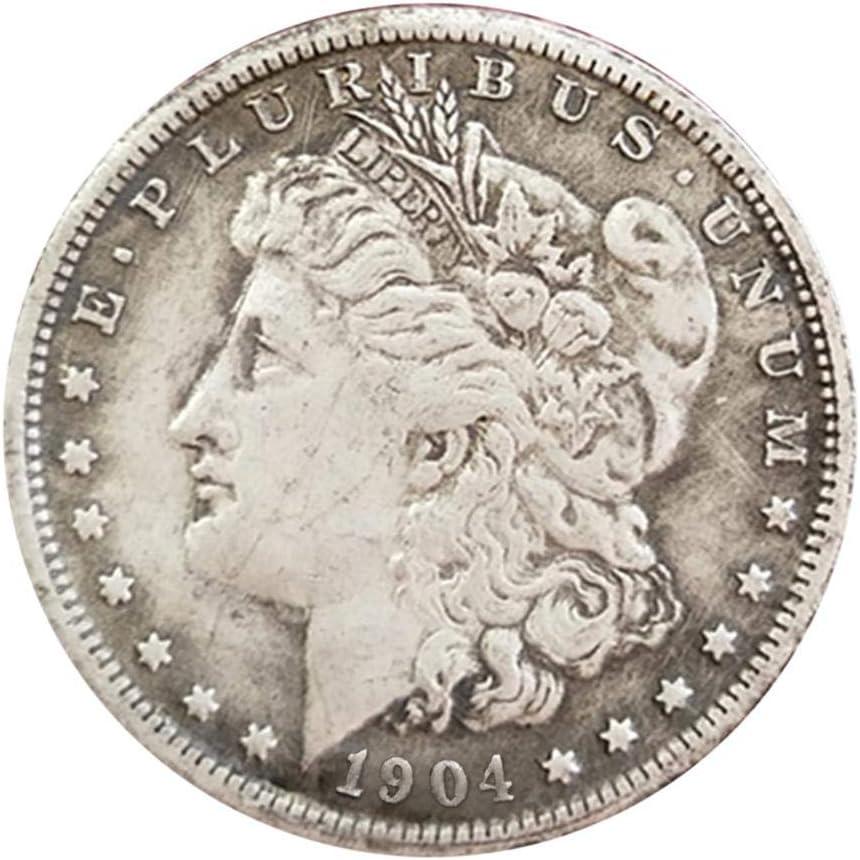 Luerme Antiquit/é Etats-Unis Etats-Unis Morgan Silver Dollar Commemorative Copy