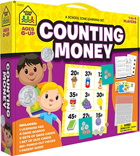 Price comparison product image Counting Money Learning Set