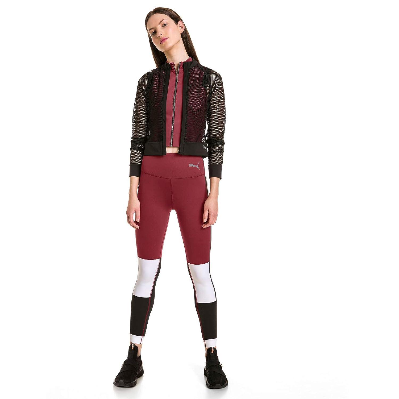 be42d59d67 PUMA Womens Sg X Mesh Jacket Jacket: Amazon.ca: Clothing & Accessories