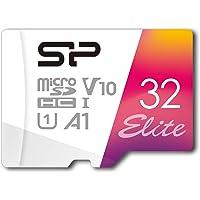 シリコンパワー microSD カード 32GB class10 UHS-1対応 最大読込85MB/s full HD 【Amazon.co.jp限定】