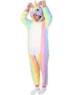 Pijama Mujer Hombre Animal Cosplay animado disfraz camisas de noche Carnaval halloween-très Chic Mailanda