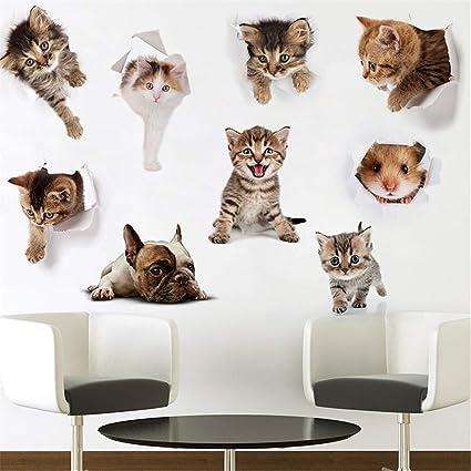 Letto Da Muro.Adesivi Muro Camera Da Letto Bambini Adesivo Da Muro Per Bambini