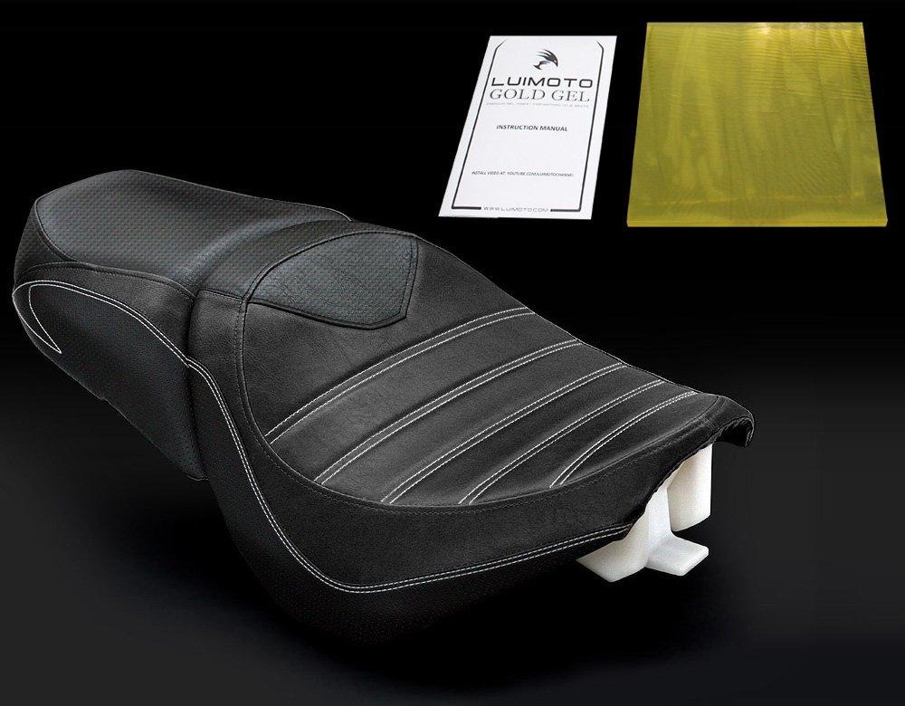 Suzuki Boulevard M109R Luimoto Sport Cruiser Seat Covers Front & Rear + Gel Pad