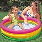 PKM Intex Baby Bath Tub Kids Swimming Pool Inflatable 34' X 10' - Relax Your Child.