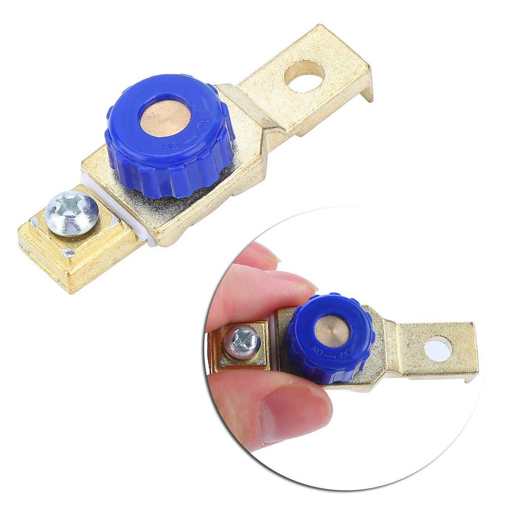ABS rame Batteria Spegnimento Terminale di collegamento Cut-off Scollegare lisolatore principale Gorgeri Staccabatteria per moto