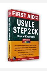 First Aid for the USMLE Step 2 CK, Eighth Edition Kindle Edition