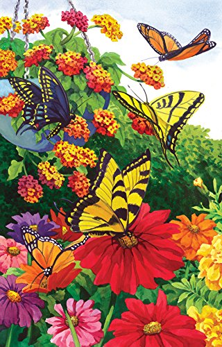 A Garden of Butterflies 1000 Piece Jigsaw Puzzle by SunsOut