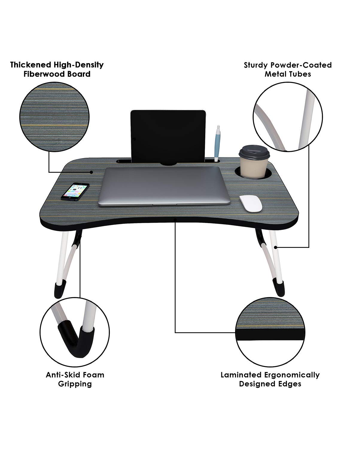 Laptop Table For Bed Under 500