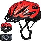 ILM Bike Helmet Bicycle Cycling Helmets Lightweight Quick Release Strap