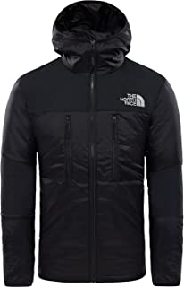13b71aabe THE NORTH FACE M Him Ligt Down Hood Taupe Green/Tnf Black XL: Amazon ...