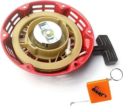 Reversierstarter für 13 PS Benzinmotor Zugstarter Seil Starter Seilzugstarter