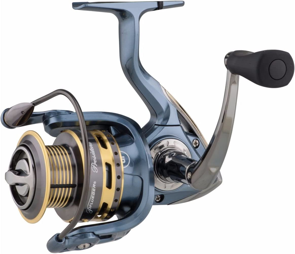 Best Spinning Reel: Pflueger President Spinning Reel