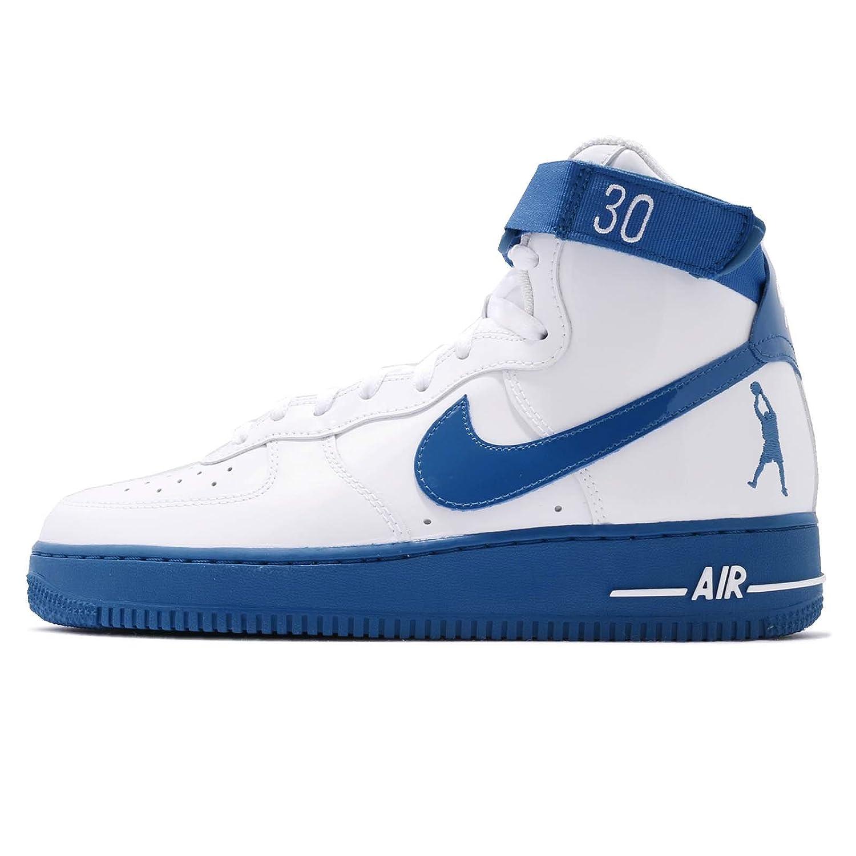 (ナイキ) エア フォース 1 ハイ レトロ CT16 QS メンズ バスケットボール シューズ Nike Air Force 1 High Retro CT16 QS AQ4229-100 [並行輸入品] B07CWPC1XZ 27.0 cm WHITE/BLUE JAY