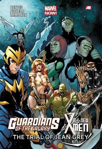 Guardians of the Galaxy/All-New X-Men: The Trial of Jean Grey (Marvel Now) (Guardians Of The Galaxy 2015)