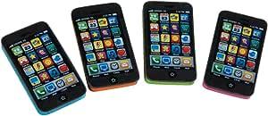 محايات الهواتف الذكية ريموند جيديس للأطفال (عبوة من 24 قطعة)