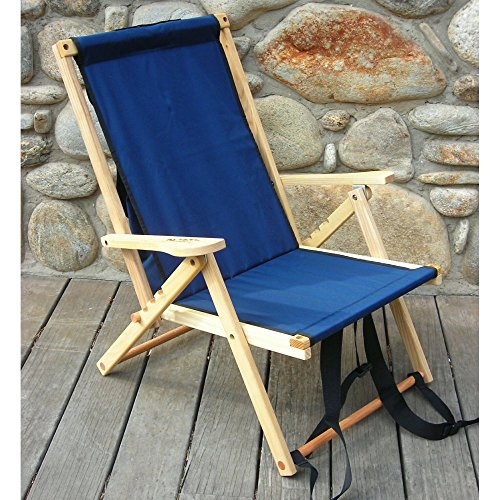 Backpack Chair Navy
