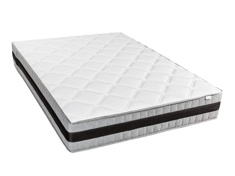 Hbedding Colchón de espuma de memoria de alta densidad, viscoelástica, diseño ergonómico, 160 x 200: Amazon.es: Hogar