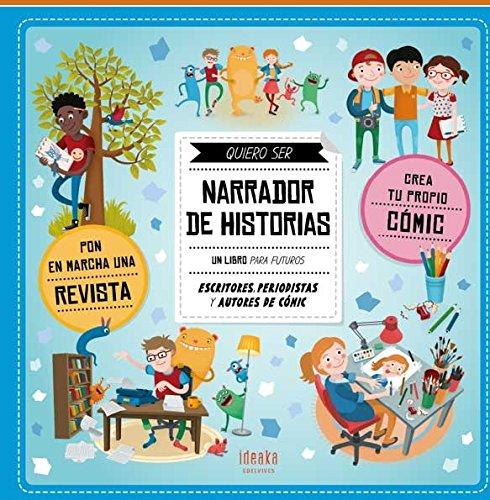Quiero ser narrador de historias: Amazon.es: Bartíková, Petra ...