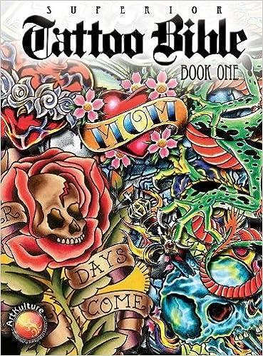 Tattoo Bible: Book One: Amazon.es: Superior Tattoo: Libros ...