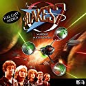 Blake's 7 - Warship Audiobook by Peter Anghelides Narrated by Jan Chappell, Paul Darrow, Michael Keating, Sally Knyvette, Jacqueline Pearce, Gareth Thomas, Alistair Lock