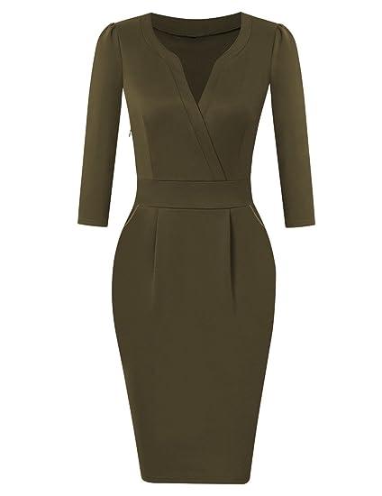 Elegante business kleider damen