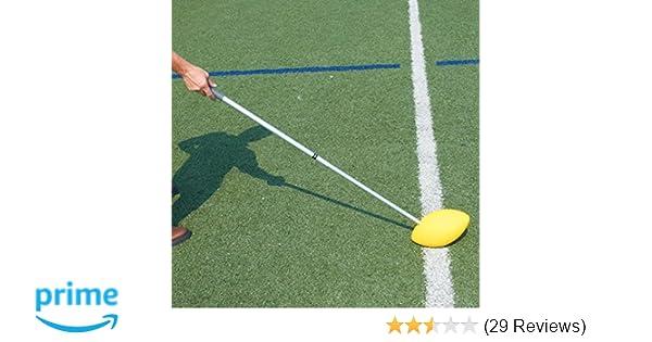 STICKBALL Fisher Football On A Stick Trainer Training