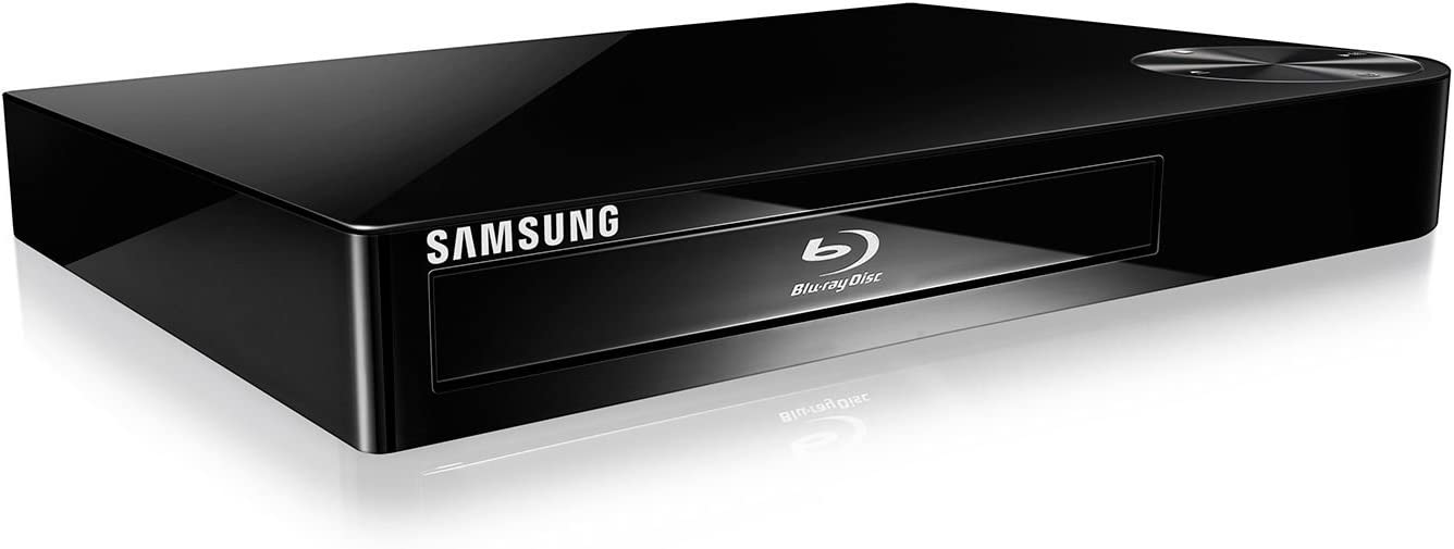 Samsung BD-HM57C Smart Blu-ray Player with Built-in Wi-Fi (Derivative)