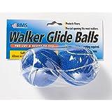 RMS Walker Glide Balls - Blue