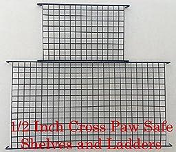 New Medium 3 Levels Ferret Chinchilla Sugar Glider Cage 24\