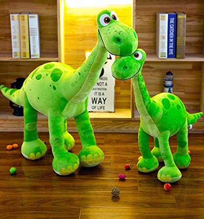 Cherubs Stuffed Plush The Good Dinosaur Arlo Soft Toy (55 cm; Green)
