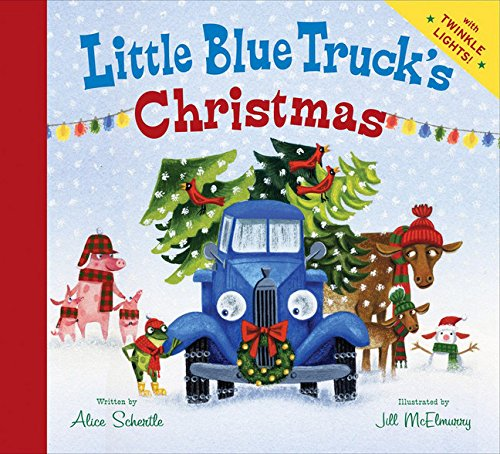 Little Blue Truck's Christmas - Books Christmas