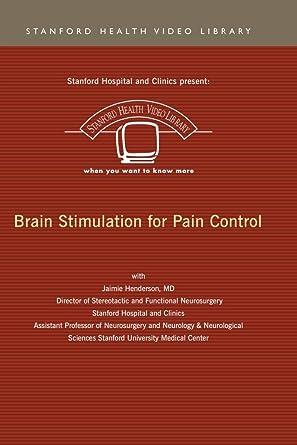 Amazon com: Brain Stimulation for Chronic Pain: Movies & TV