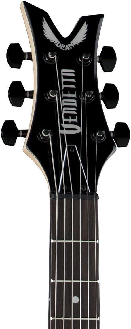 Dean Guitars Vendetta VNXMT MBL color azul met/álico Guitarra el/éctrica con tr/émolo
