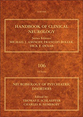 Neurobiology of Psychiatric Disorders, Volume 106 (Handbook of Clinical Neurology)