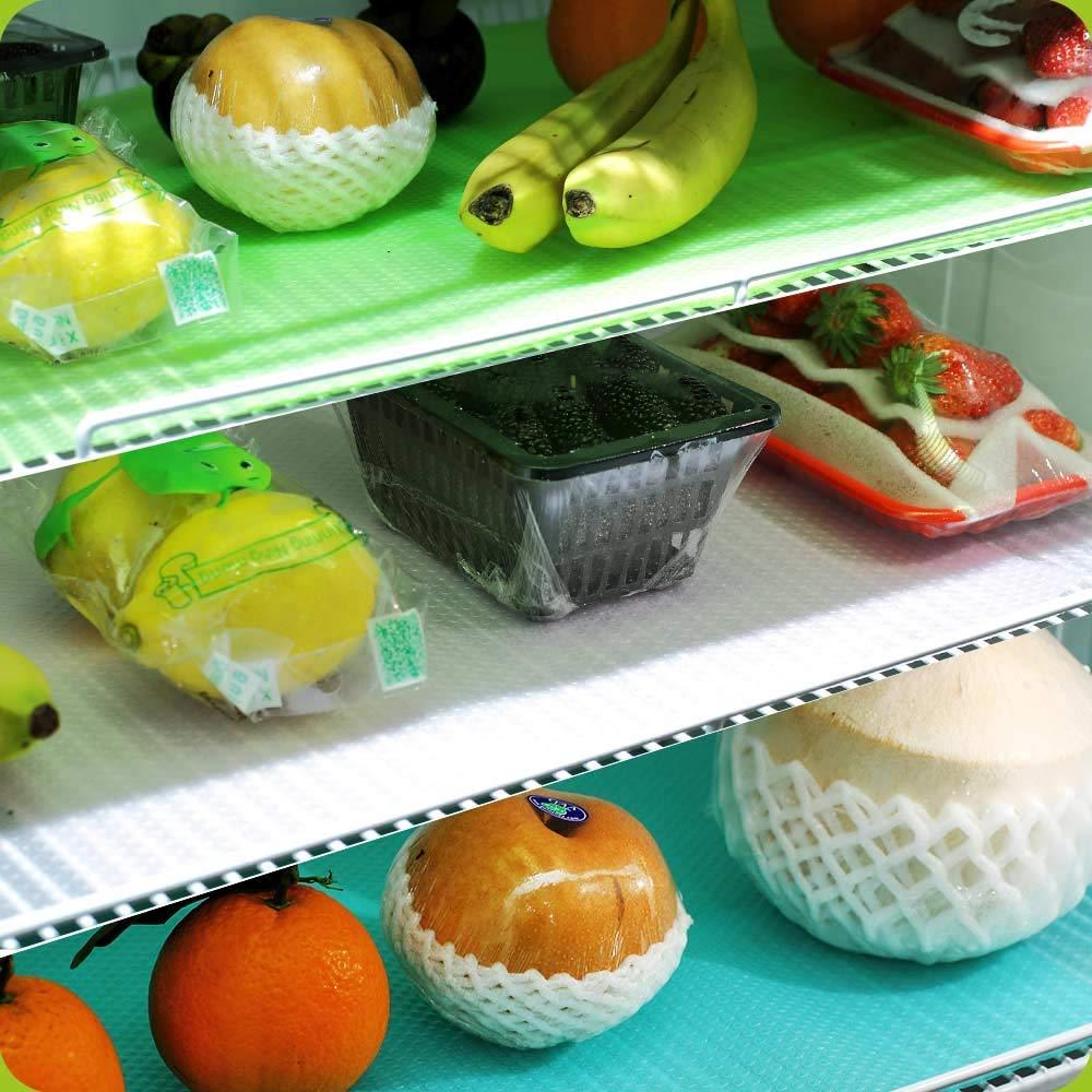 KAEHA SUN-023-03 Estera del refrigerador Verde